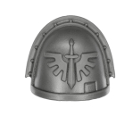 Warhammer 40k Bitz: Dark Angels - Upgrade Pack - Shoulder Pad C