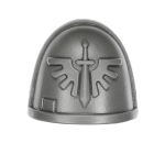 Warhammer 40k Bitz: Dark Angels - Upgrade Pack - Shoulder Pad E