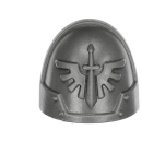 Warhammer 40k Bitz: Dark Angels - Upgrade Pack - Shoulder Pad F