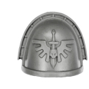 Warhammer 40k Bitz: Dark Angels - Upgrade Pack - Shoulder Pad I