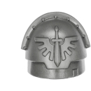 Warhammer 40k Bitz: Dark Angels - Upgrade Pack - Shoulder Pad J