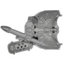 Warhammer 40k Bitz: Dark Angels - Dark Angels Upgrades - Torso A - Front