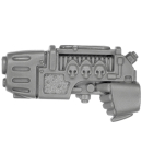 Warhammer 40k Bitz: Dark Angels - Dark Angels Upgrades - Weapon B - Plasma Pistol