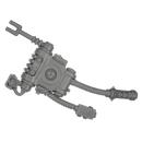 Warhammer 40k Bitz: Adeptus Mechanicus - Skitarii Rangers / Vanguards - Accessoire A - Rückenmodul