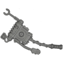 Warhammer 40k Bitz: Adeptus Mechanicus - Skitarii Rangers / Vanguards - Accessoire B - Rückenmodul