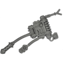 Warhammer 40k Bitz: Adeptus Mechanicus - Skitarii Rangers / Vanguards - Accessory D - Backpack