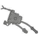 Warhammer 40k Bitz: Adeptus Mechanicus - Skitarii Rangers / Vanguards - Accessoire D - Rückenmodul