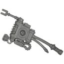 Warhammer 40k Bitz: Adeptus Mechanicus - Skitarii Rangers / Vanguards - Accessoire F - Rückenmodul