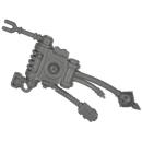 Warhammer 40k Bitz: Adeptus Mechanicus - Skitarii Rangers / Vanguards - Accessoire G - Rückenmodul