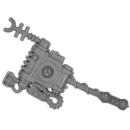 Warhammer 40k Bitz: Adeptus Mechanicus - Skitarii Rangers / Vanguards - Accessoire H - Rückenmodul
