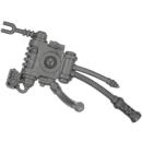 Warhammer 40k Bitz: Adeptus Mechanicus - Skitarii Rangers / Vanguards - Accessoire J1 - Rückenmodul, Lichtbogengewehr