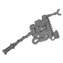 Warhammer 40k Bitz: Adeptus Mechanicus - Skitarii Rangers / Vanguards - Accessory K - Backpack, Plasma Caliver