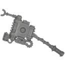 Warhammer 40k Bitz: Adeptus Mechanicus - Skitarii Rangers / Vanguards - Accessoire K1 - Rückenmodul, Plasma-Kaliver