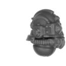 Warhammer 40k Bitz: Adeptus Mechanicus - Skitarii Rangers / Vanguards - Kopf L