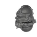 Warhammer 40k Bitz: Adeptus Mechanicus - Skitarii Rangers / Vanguards - Kopf M