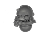 Warhammer 40k Bitz: Adeptus Mechanicus - Skitarii Rangers / Vanguards - Kopf O