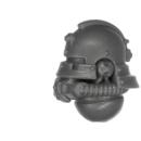 Warhammer 40k Bitz: Adeptus Mechanicus - Skitarii Rangers / Vanguards - Kopf Q