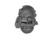 Warhammer 40k Bitz: Adeptus Mechanicus - Skitarii Rangers / Vanguards - Kopf R