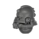 Warhammer 40k Bitz: Adeptus Mechanicus - Skitarii Rangers / Vanguards - Kopf S