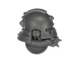 Warhammer 40k Bitz: Adeptus Mechanicus - Skitarii Rangers / Vanguards - Kopf T