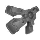 Warhammer 40k Bitz: Tau - XV8 Battlesuits 2015 - Legs E - Foot, Right