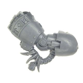 Warhammer 40k Bitz: Space Wolves - Wolf Guard Terminators - Power Fist A