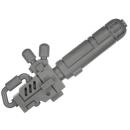 Warhammer 40k Bitz: Tau - XV8 Battlesuits 2015 - Waffe B...