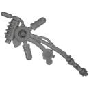 Warhammer 40k Bitz: Adeptus Mechanicus - Sicarian Infiltrators/Ruststalkers - Accessoire D - Rückenmodul