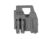 Warhammer 40k Bitz: Tau - Fire Warriors Strike/Breacher Team - Accessoire G - Rückenmodul, Strike