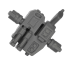 Warhammer 40k Bitz: Tau - Fire Warriors Strike/Breacher Team - Accessoire H - Rückenmodul, Breacher