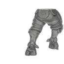 Warhammer 40k Bitz: Tau - Fire Warriors Strike/Breacher Team - Beine D