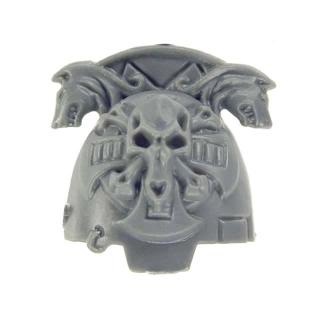 Warhammer 40k Bitz: Space Wolves - Wolf Guard Terminators - Shoulder Pad I