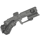 Warhammer 40k Bitz: Tau - Fire Warriors Strike/Breacher Team - Weapon E - Puls Carbine