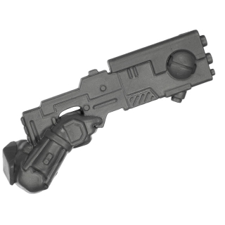 Warhammer 40k Bitz: Tau - Fire Warriors Strike/Breacher Team - Weapon F - Pulse Blaster