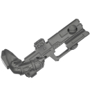 Warhammer 40k Bitz: Tau - Fire Warriors Strike/Breacher Team - Weapon M - Puls Carbine