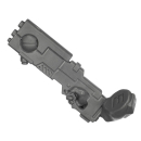 Warhammer 40k Bitz: Tau - Fire Warriors Strike/Breacher Team - Weapon O - Pulse Blaster