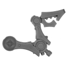 Warhammer 40k Bitz: Adeptus Mechanicus - Ironstrider - Arm C - Vestigial Arm, Left