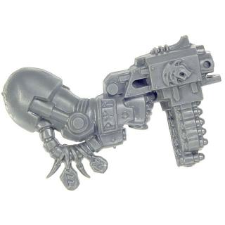 Warhammer 40k Bitz: Space Wolves - Wolfsgarde Terminatoren - Sturmbolter B