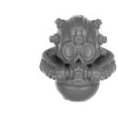 Warhammer 40k Bitz: Adeptus Mechanicus - Ironstrider - Kopf C