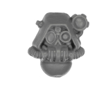 Warhammer 40k Bitz: Adeptus Mechanicus - Ironstrider - Kopf E