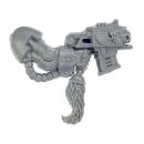 Warhammer 40k Bitz: Space Wolves - Wolfsgarde Terminatoren - Sturmbolter D