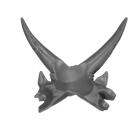 Warhammer AoS Bitz: ORRUKS - 004 - Brutes - Accessoire D5 - Symbol