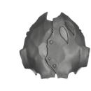 Warhammer AoS Bitz: ORRUKS - 004 - Brutes - Carapax B2 - Rückenpanzer