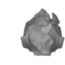 Warhammer AoS Bitz: ORRUKS - 004 - Brutes - Carapax C2 - Rückenpanzer
