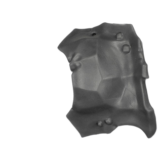 Warhammer AoS Bitz: ORRUKS - 004 - Brutes - Carapax C6 - Shoulder Pad, Left