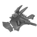 Warhammer AoS Bitz: ORRUKS - 004 - Brutes - Carapax D4 - Brustpanzer, Rechts