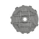 Warhammer AoS Bitz: ORRUKS - 003 - Boar Chariot - Chariot A - Outer Wheel