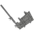 Warhammer AoS Bitz: ORRUKS - 003 - Boar Chariot - Chariot E - Side, Left