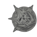 Warhammer AoS Bitz: ORRUKS - 006 - Warboss - Waffe E1 -...