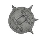 Warhammer AoS Bitz: ORRUKS - 006 - Warboss - Weapon E1 - Shield